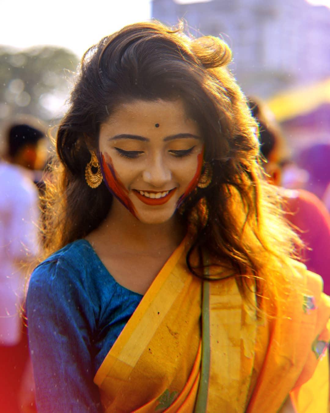 印度小姐姐joyeeta_sanyal instagram图片 第3张