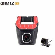 Cheap price Dealcoo Car DVR Registrator Digital Video Recorder Camcorder Dash Camera Cam 1080P Night Version Novatek 96658 IMX 322 WiFi DVRs