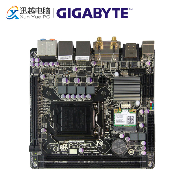 Gigabyte GA-Z87N-WIFI Intel WLAN Windows 8 Driver Download