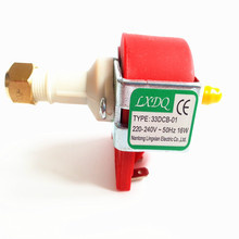 Low-power smoke machine coffee self-priming magnetic pump model 33DCB-01 Power 220-240V-50HZ 16W