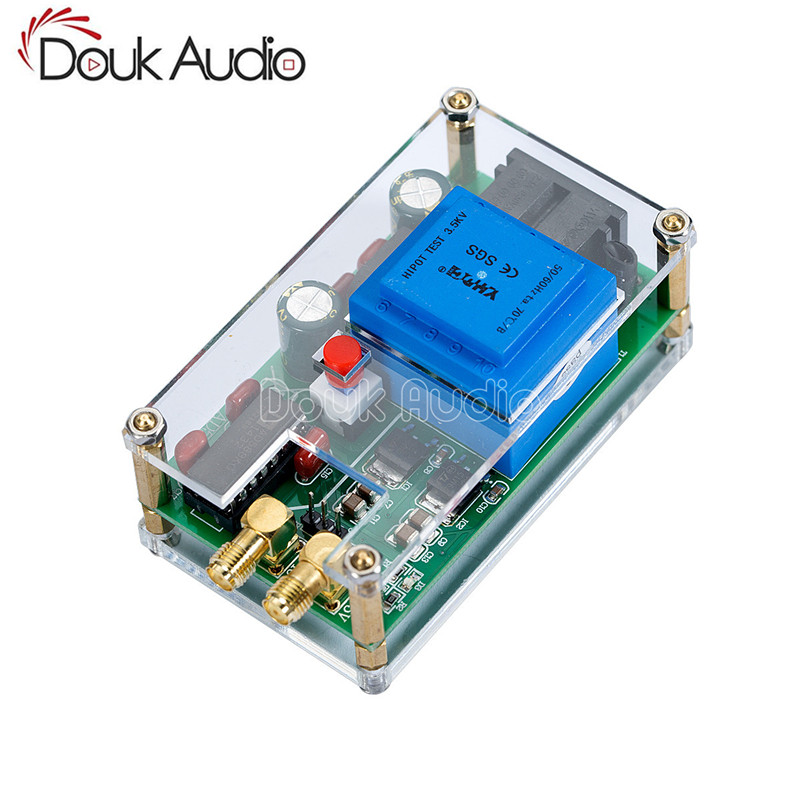 Leory Dc 5v-10v Dac Decoder Module I2s Player 32bit 384k Assembled Board A2-012for Bd Player Hdtv Amplifier Always Buy Good Dac
