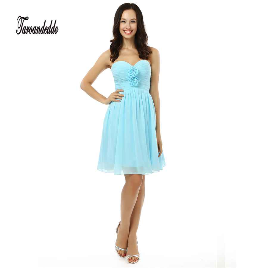 Großartig Blau Brautjungfer Kleid Fotos - Brautkleider Ideen ...