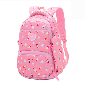 School Bags 3pcs/set Backpack Schoolbag Printing Kids Lovely Backpacks For Children Teenage Girls School Student Mochilas new children school bags for girls boys backpack kids book bag child printing backpacks set for teenage girls schoolbag suit