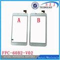 Nuevo 6 ''pulgadas Tablet PC Táctil Capacitiva LCD de Pantalla Táctil Digitalizador del Sensor de Cristal de Reemplazo Para FPC-60B2-V02 Envío gratis