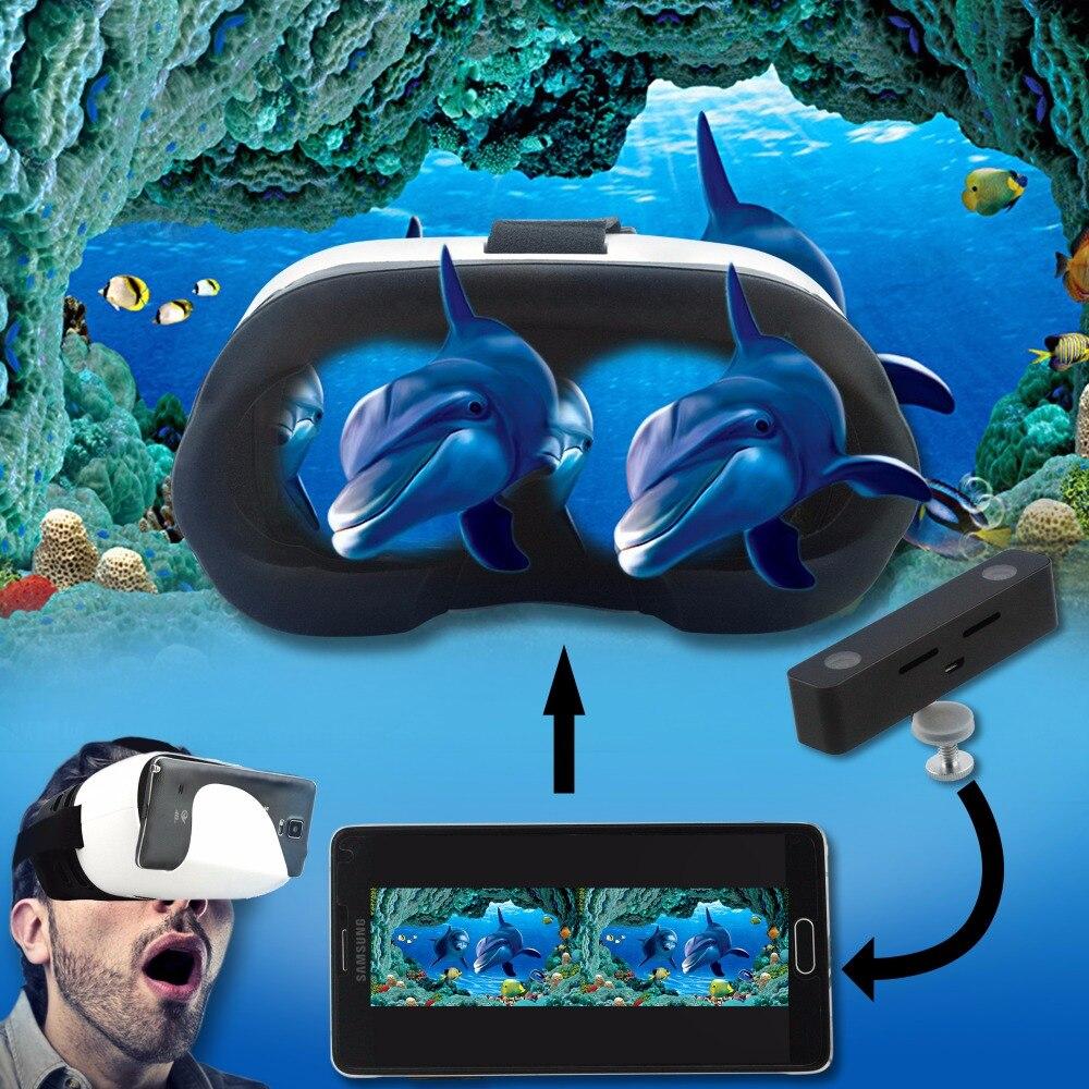 SVPRO жаңа сән стерео 3D камерасы VR. Wide Angle - Камера және фотосурет - фото 4