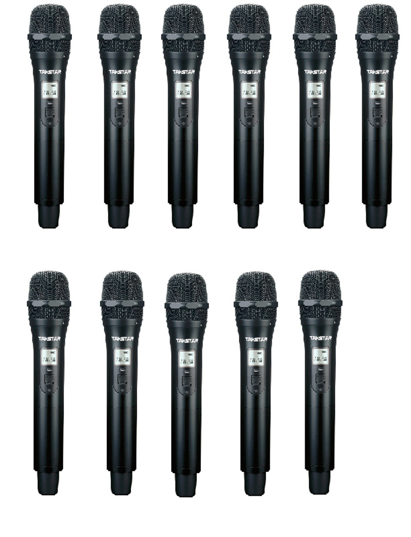 New Takstar DG C200T3 Single hand microphone Conference Microphone 2 4G Digital Wireless Conference