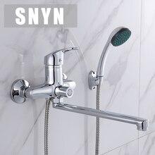 Тропический смесители меди ванны россия душа смеситель система стойки душ кран