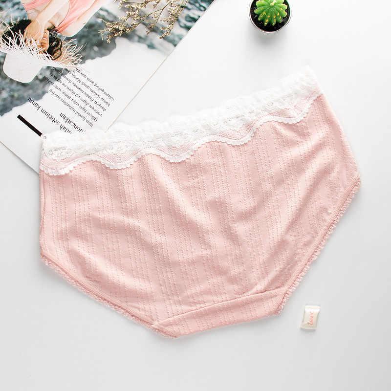 b0005a202bc2 ... Soft Comfort Panties Women Lace Strip Briefs Women's Cotton Underwear  Women Abdomen Tight Fitting Underpants bielizna ...