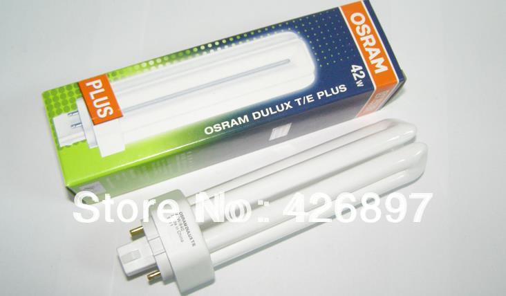 OSRAM DULUX T/E PLUS 42W compact lamp tube,LUMILUX T/E 42W