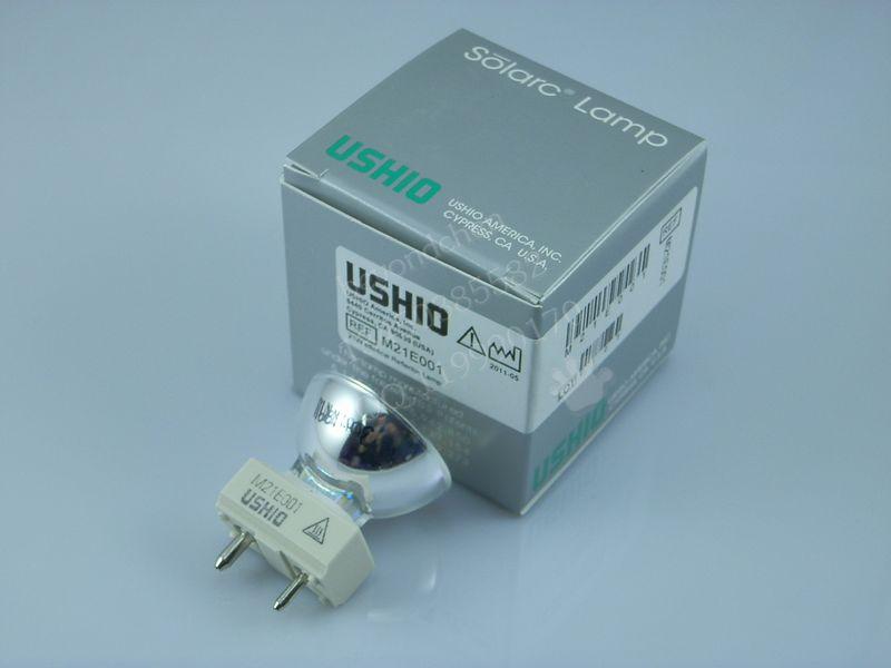 DHL LIVRAISON GRATUITE, USHIO REF M21E001 21 W elliptique réflecteur lampe, formly Welch Allyn HI-LUX M21E001