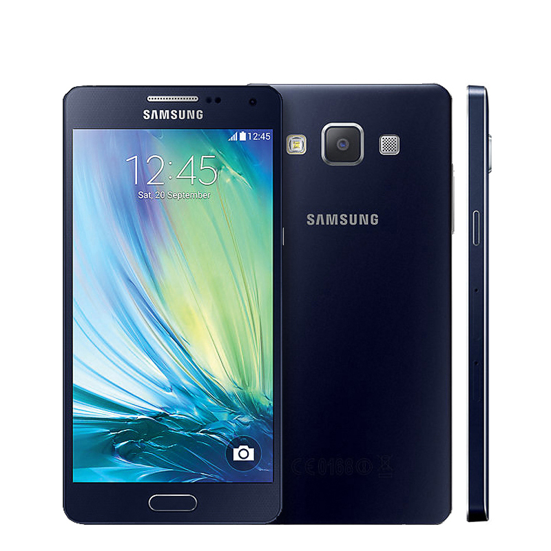 Цена за Samsung Galaxy A5 A500 A5000 Оригинальный Разблокирована Мобильного Телефона 2 ГБ ОПЕРАТИВНОЙ ПАМЯТИ 16 ГБ ROM 5.0 дюймов Dual SIM 4 Г LTE Quad Core 13MP камера