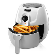 Free shipping Oil free and high capacity intelligent Electric Deep Fryers