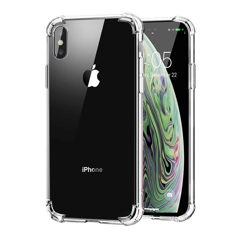 Ugreen Phone Case For iPhone 7 8 Plus Case Shock-proof Cover For iPhone X 6d4960cde9bd