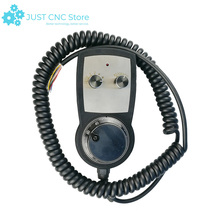 CNC kit Electronic hand wheel 6 Aixs MPG Pendant Handwheel with Emergency Stop for FAGOR цены