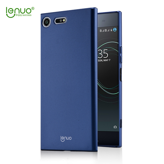 size 40 da7c7 dac95 US $4.99 |For Sony Xperia XZ Premium Case Cover Hard Plastic PC Case For  Xperia XZ Premium G8141 G8142 Cover Shockproof Protective Shield-in Fitted  ...