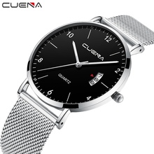 Mens Business Male Watch 2019 Fashion Classic Sample Reloj Quartz Stainless Steel Wrist Watches Men Clock relogio masculino Gift 1 pair men and women watch single quartz stainless steel wrist watches gift clock relogio feminino masculino relojes fe20