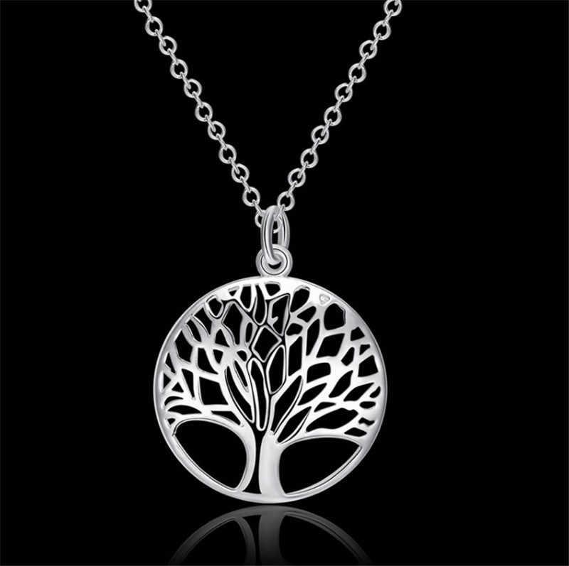 中空生活の木 pendulo を希望する木のイヤリングブレスレット 4 ピース/セットレイキ振り子ためダウジング女性ジュエリー