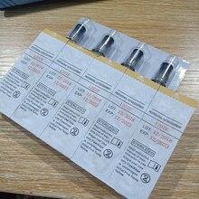 5pcs F Tattoo Cartridge Needles Disposable Tattoo  Needles 5F 7F 9F 11F 13F 15F Medical Steel For Machine Gun Liner Shader цена