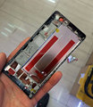 Original Middle Frame For Huawei Ascend P6 Middle Frame Bezel Housing Cover Case Bezel Replacement + Fast Shipping