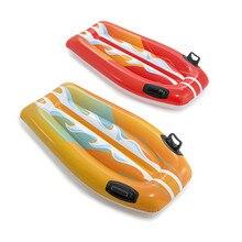 Надувные рыцарские доски для серфинга Детские плавающие ручки 112 см гигантский матрас плавательный кольцо бассейн пляж Летние Водные плавучие игрушка для кровати