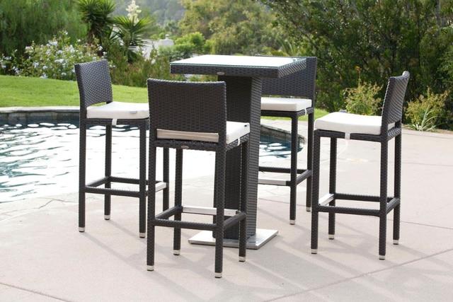2017 Trade Assurance Handmake Wicker Synthetic Rattan patio wicker ...