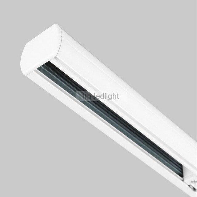 4 draht 3 phase 1 meter LED Länge beleuchtung schiene für EU markt ...