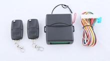 Качество Классический универсальная автомобильная автозапуск система с индивидуальным флип ключ пульт дистанционного спуска ствола центральной блокировки дверей