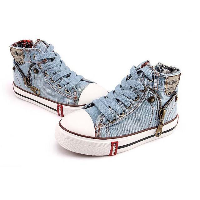 Breathable Canvas Shoes