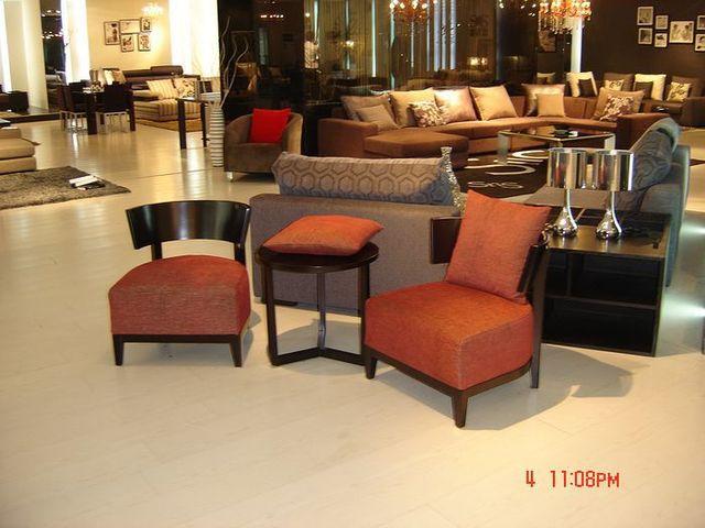 Taburete de madera de grado dormitorio balcón sillón con estilo cafe ...