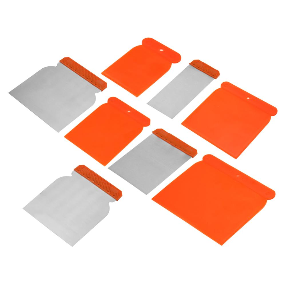 50mm Filler Blade Filling Soft Grip Handle Flexible Metal Decorating DIY SIL342