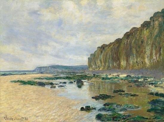 Claude Monet paysage peinture sur toile peinture de style - Décor à la maison
