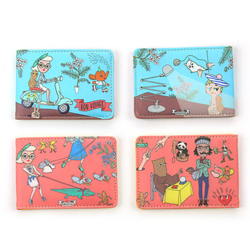 High Quality Novelty Cartoon Wacky Uncle Credit Business Card Holder ...