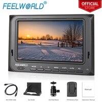 Feelworld 5,6 легкий 1280x800 Портативный Камера поле монитор с обострением фокус FW56D/O