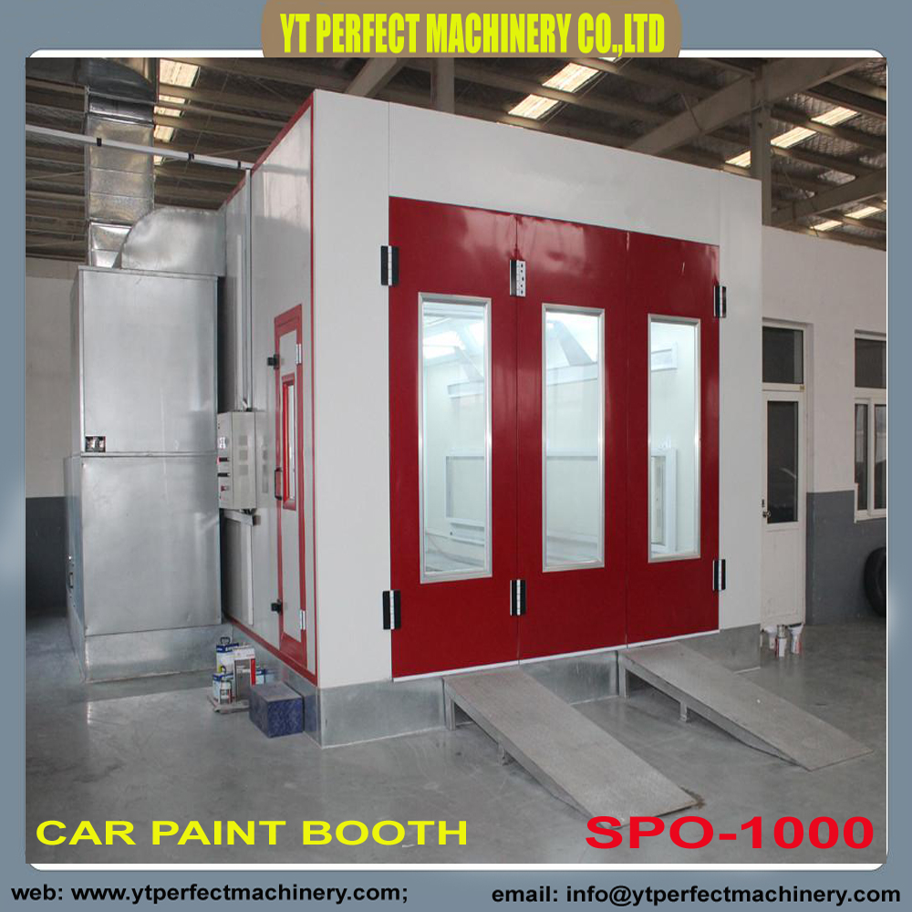 buy spo 1000 car spray booth price used. Black Bedroom Furniture Sets. Home Design Ideas