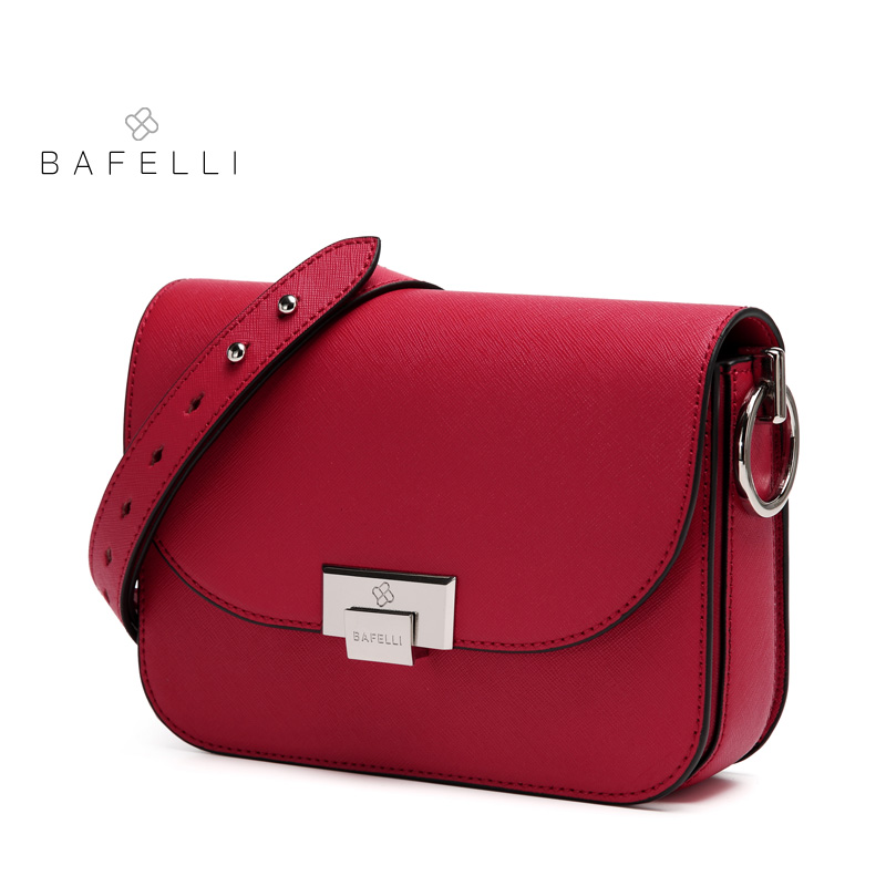 цена The BAFELLI 2018 luxury women's shoulder bag designer's fashion brand couriers bag в интернет-магазинах