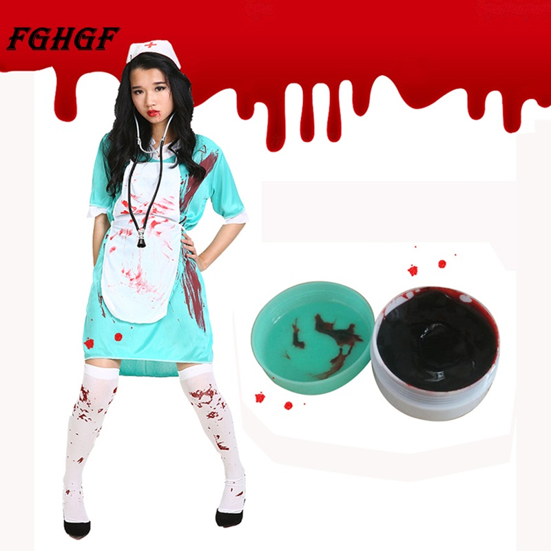 Costume Props Humorous Multi Shapes Funny Scary Toys Halloween Hair Hoop Perform Props Axe Saw Nail Knife Headwear Fake Blood Scene Props Evident Effect Costumes & Accessories