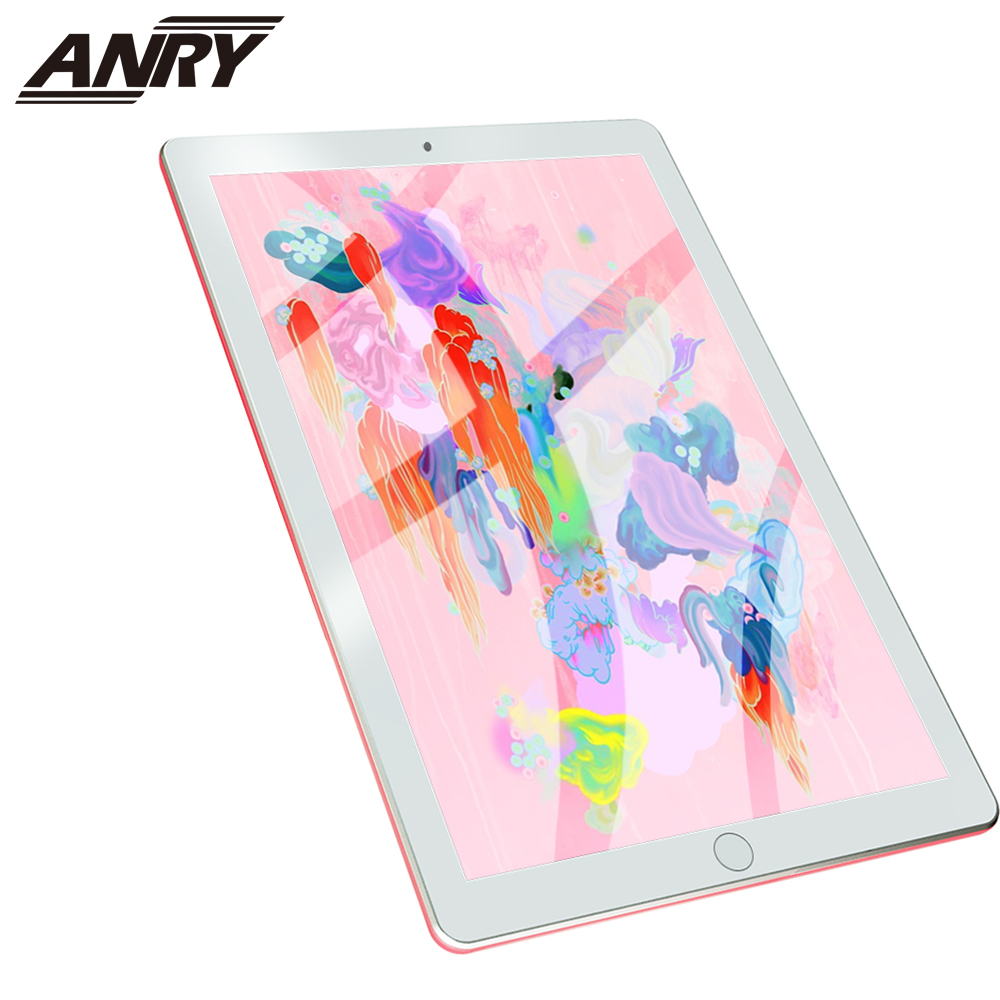 ANRY 1006 Portablet Tablet PC 10 Inch Android 7.0 Upgraded 4GB RAM 32GB ROM MTK6582 Quad Core Double Cams Dual WiFi GPS