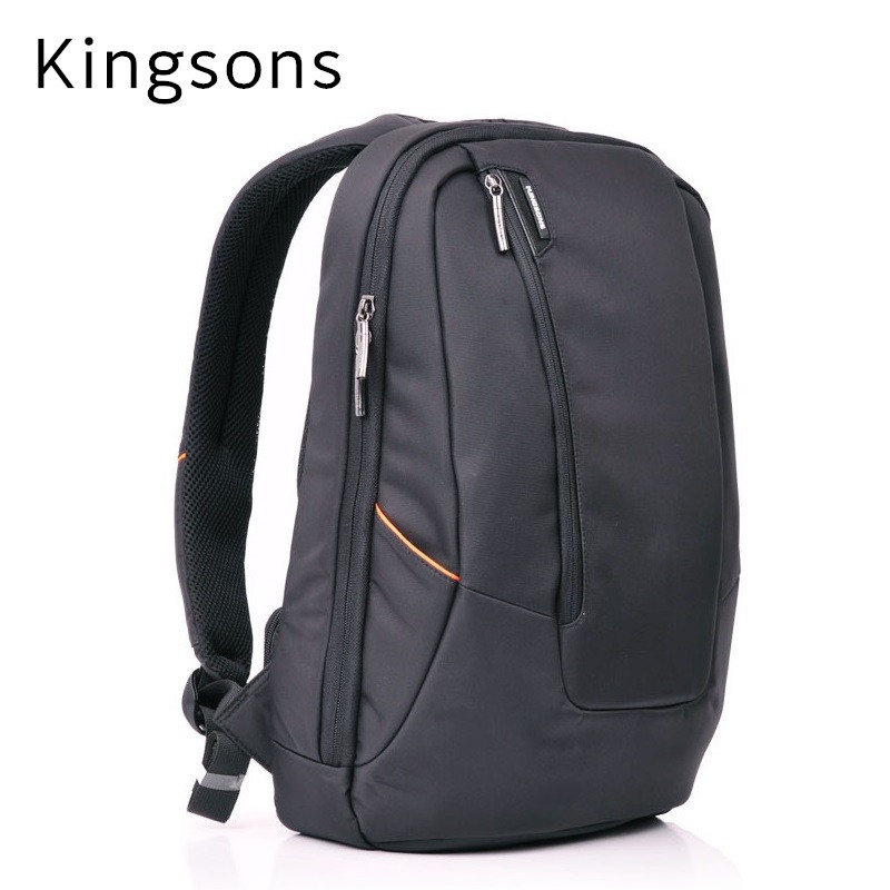 2017 New Kingsons Brand Bag, Backpack For Laptop 15,15.6, Notebook 14,Compute Bag, Business,Office Worker, Free Drop Shipping new hot brand canvas backpack bag for laptop 1113 inch travel business office worker bag school pack free drop shipping 1133