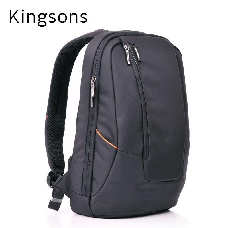 "2019 New Kingsons Brand Bag, Mochila para computadora portátil de 15 "", 15.6"", Notebook de 14 "", Bolsa de cómputo, Negocios, Empleado de oficina, Envío gratuito"