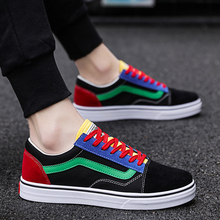 POSTOBON Spring Autumn Summer New Brand Boy / Male Casual Canvas Shoes Breathable Tenis Fashion Couple Sneaker Flats Shoes