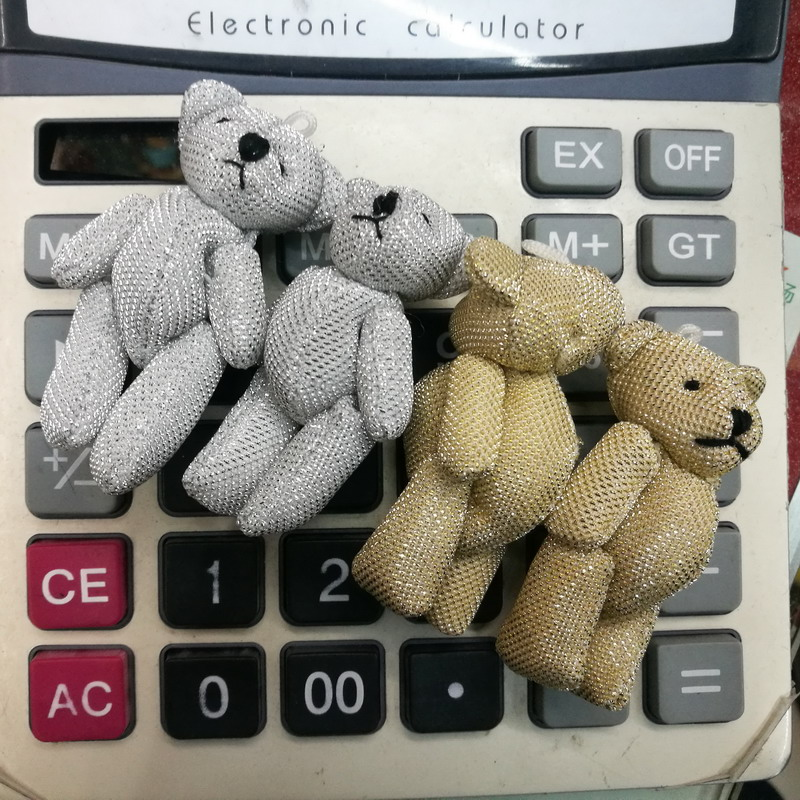 6cm bear 7