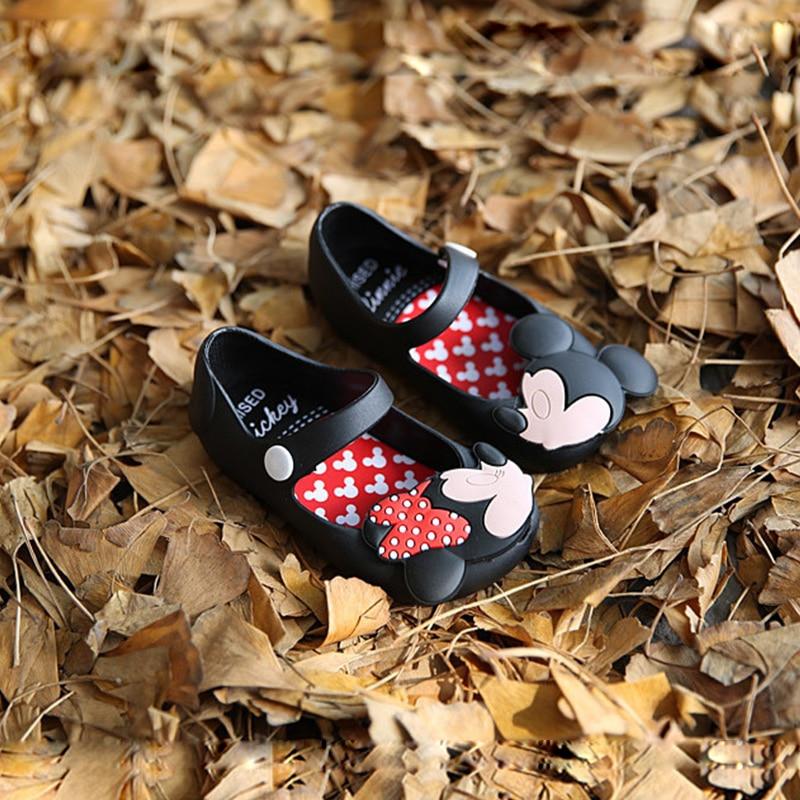 მინი Melissa Shoes 2016 საზაფხულო - ბავშვთა ფეხსაცმელი - ფოტო 5