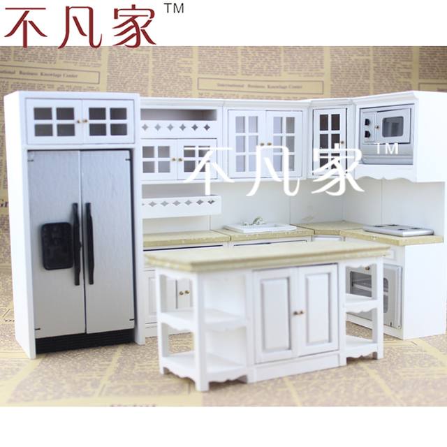 Aliexpress.com : Buy Doll house mini furniture dollhouse miniature ...