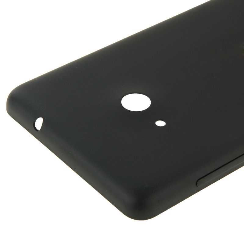 detailing 917c6 d413f Solid Color Plastic Battery Replacement Back Cover for Microsoft Lumia 535