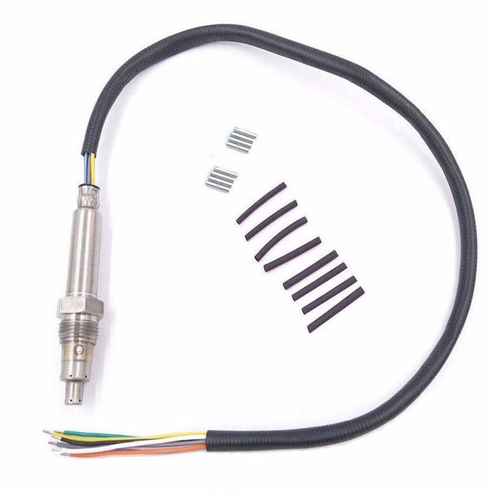 Soot Particulate Sensor Partikel NOX Sensor for Diesel Mercedes BENZ BMW AUDI Isuzu VW CUMMINS CES VOLVO DAF XF 12/24V