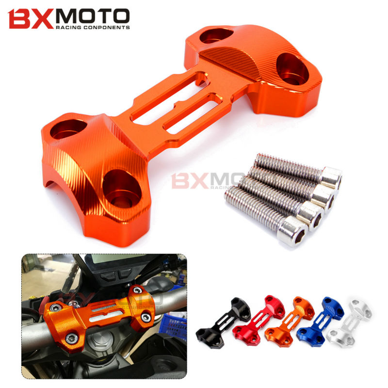 Handlebar Risers Top Cover Clamp China Motorcycle Parts Whole Accessories For Yamaha Mt-09 Mt09 Fz9 Fz09 FZ MT 09 2013-2015 2016