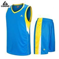 New Child Kids Basketball Jersey Uniforms Sportwear Suit Youth Boys Basketball Training Jerseys Kits Short Sets