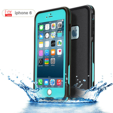 original For iphone 6S Waterproof Case 6 6ft Underwater ip68 life water Shock Dirt proof Protection