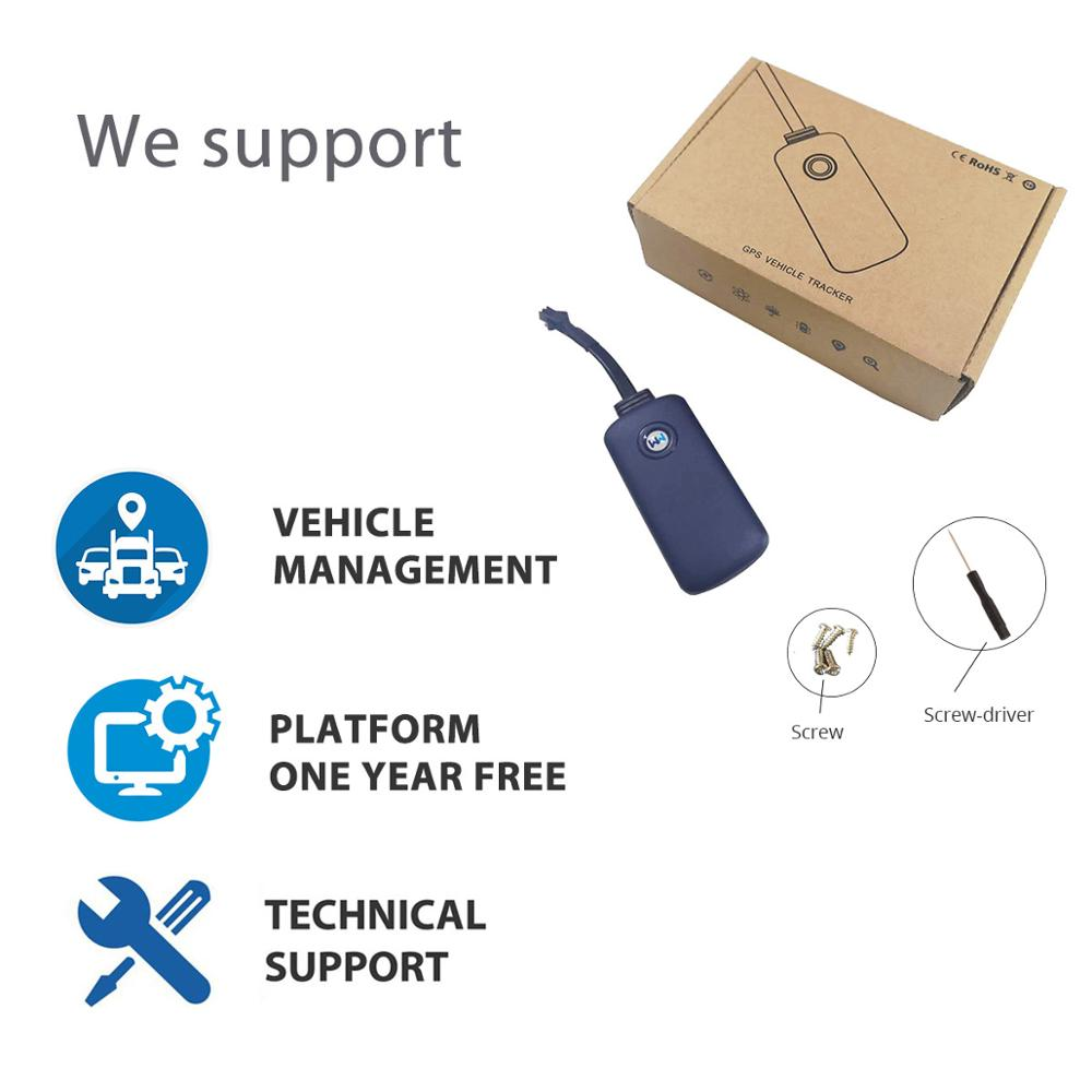 Mini Real Time Waterproof  GPS Tracker  No Wire Long Battery Life Car CCC