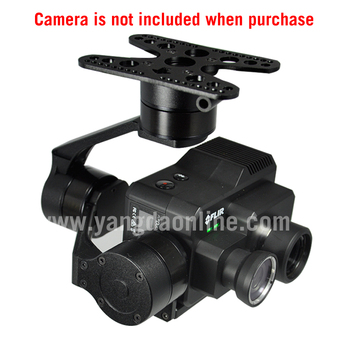 Camera gimbal for FLIR DUO PRO R Thermal Camera for UAV and Plane photograph recording tracking 3 axis 1